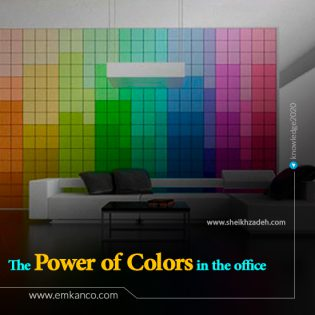 The Power of Colors in the office