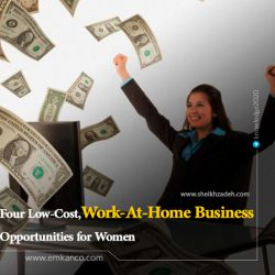 Four Low-Cost, Work-At-Home Business Opportunities for Women