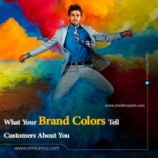 What Your Brand Colors Tell Customers About You