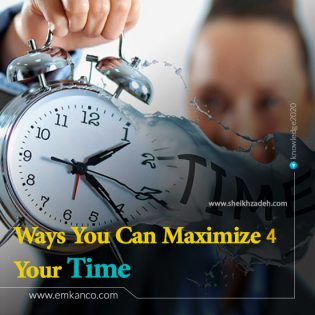4 Ways You Can Maximize Your Time