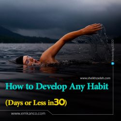 How to Develop Any Habit (in 30 Days or Less)