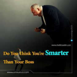 Do You Think You're Smarter Than Your Boss