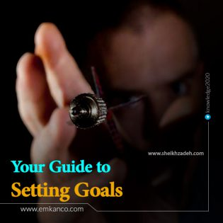 Goal Setting: Your Guide to Setting Goals