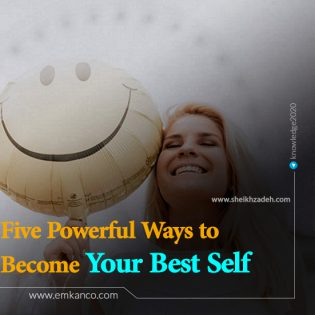 5 Powerful Ways to Become Your Best Self